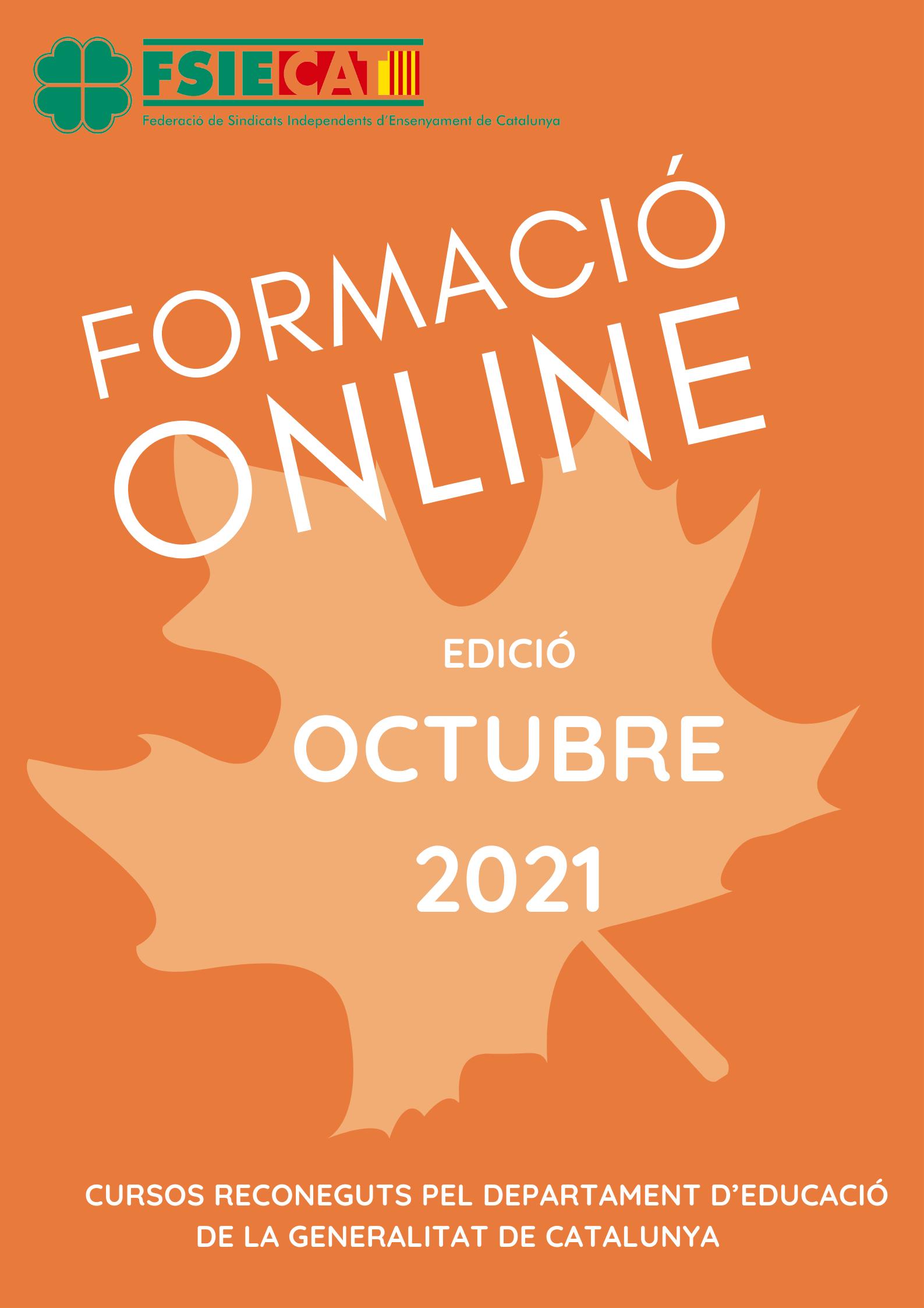 Poster octubre 2021